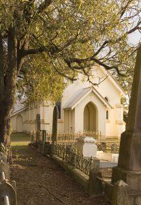 St Matthews Church Outside